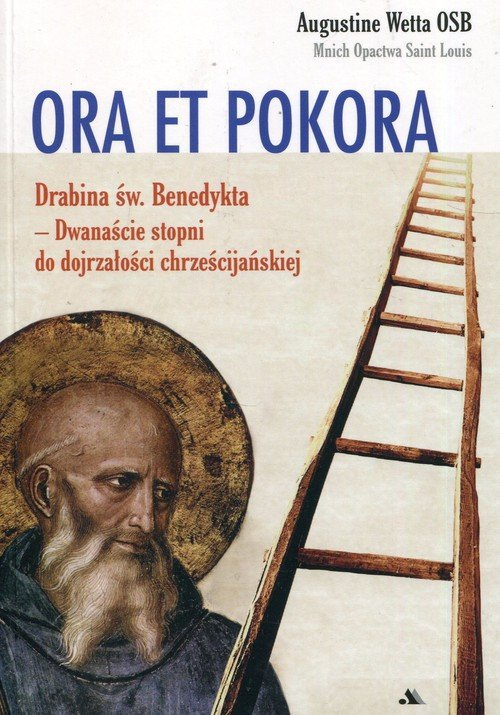 Ora et pokora. Dwanaście stopni - okładka książki