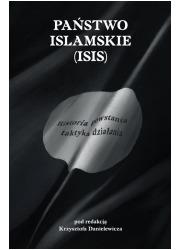 Państwo Islamskie (ISIS). Historia - okładka książki