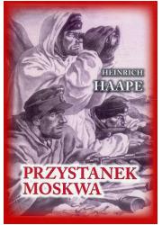Przystanek Moskwa. Niemiecki lekarz - okładka książki