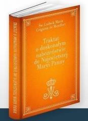 Traktat o doskonałym nabożeństwie - okładka książki