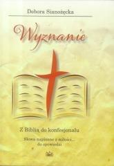 Wyznanie. Z Biblią do konfesjonału - okładka książki