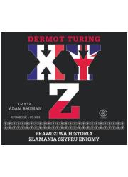 X Y Z. Prawdziwa historia złamania - pudełko audiobooku