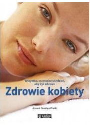 Zdrowie kobiety - okładka książki