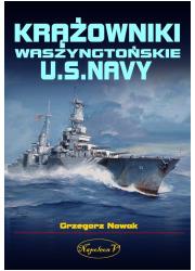 Krążowniki Waszyngtońskie U.S. - okładka książki