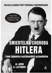 Śmiertelna choroba Hitlera i inne - okładka książki