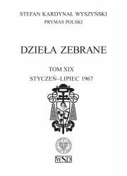 Stefan Kardynał Wyszyński. Prymas - okładka książki