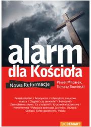 Alarm dla Kościoła - okładka książki