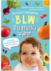 BLW. Bobas lubi wybór - okładka książki