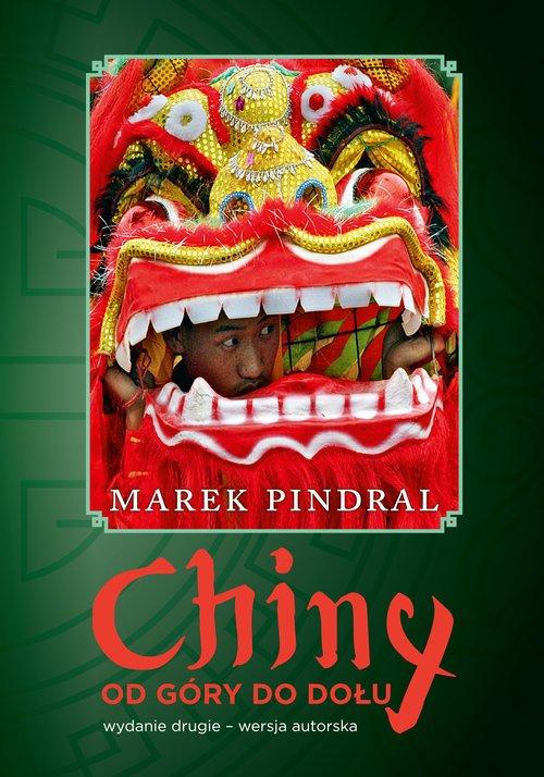 Chiny od góry do dołu. Wydanie - okładka książki