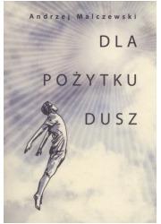 Dla pożytku dusz - okładka książki