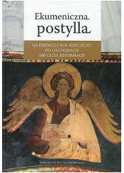Ekumeniczna Postylla na pierwszy - okładka książki
