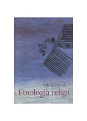 Etnologia religii - okładka książki
