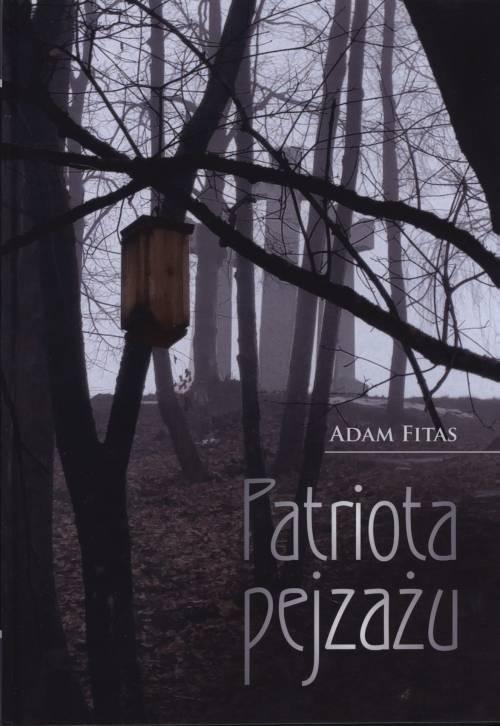 Patriota pejzażu. Studia i szkice - okładka książki