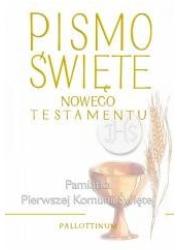 Pismo Święte - Nowy Testement duże - okładka książki