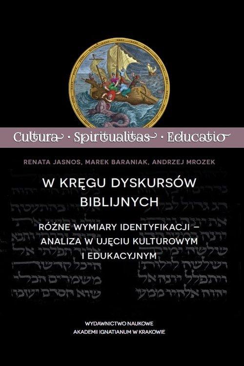 W kręgu dyskursów biblijnych. Różne - okładka książki