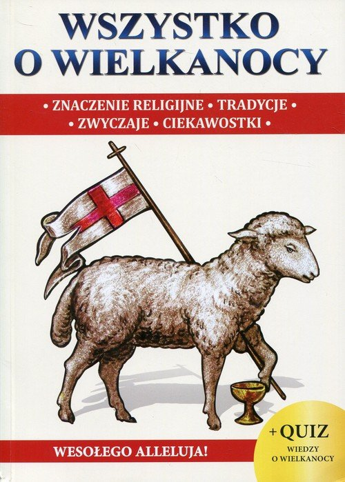 Wszystko o Wielkanocy - okładka książki