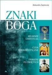 Znaki Boga - okładka książki