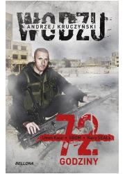72 godziny - okładka książki