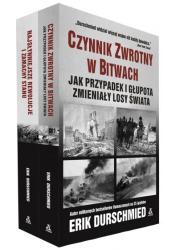 Czynnik zwrotny w bitwach / Najsłynniejsze - okładka książki