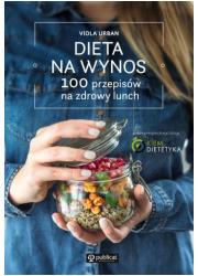 Dieta na wynos 100 pomysłów na - okładka książki