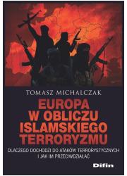 Europa w obliczu islamskiego terroryzmu. - okładka książki