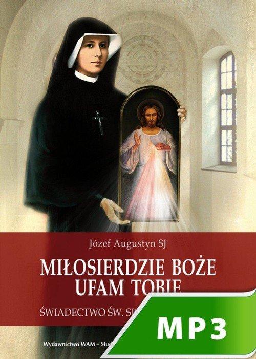 Miłosierdzie Boże Ufam Tobie. Świadectwo - pudełko audiobooku