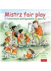 Mistrz fair play. O honorowym postępowaniu - okładka książki