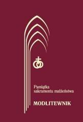 Modlitewnik. Pamiątka Sakramentu - okładka książki