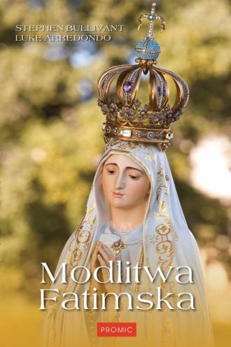 Modlitwa Fatimska - okładka książki