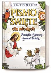 Pismo święte dla młodych - wersja - okładka książki