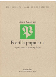 Postilla popularis to jest Kazania - okładka książki