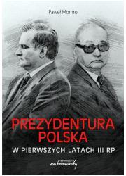 Prezydentura polska w pierwszych - okładka książki