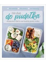 150 dań do pudełka. Domowa dieta - okładka książki