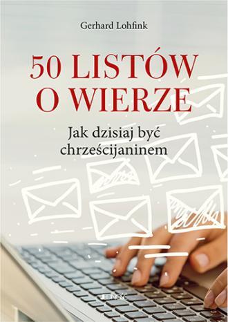 50 listów o wierze Jak dzisiaj - okładka książki