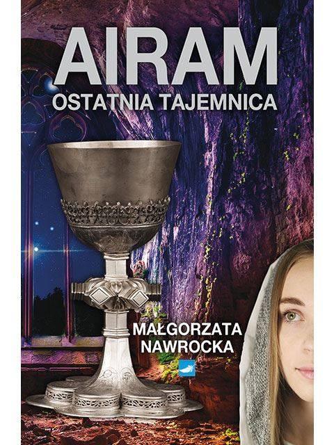 Airam. Ostatnia Tajemnica - okładka książki