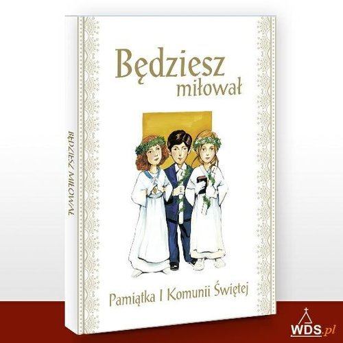Będziesz miłował - okładka książki