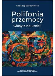 Polifonia przemocy. Głosy z Kolumbii - okładka książki
