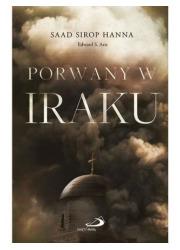 Porwany w iraku - okładka książki