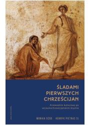 Śladami pierwszych chrześcijan. - okładka książki