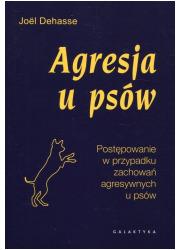 Agresja u psów. Postępowanie w - okładka książki