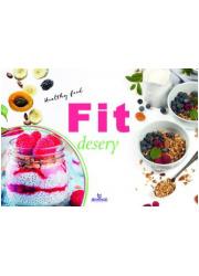 Fit desery - okładka książki