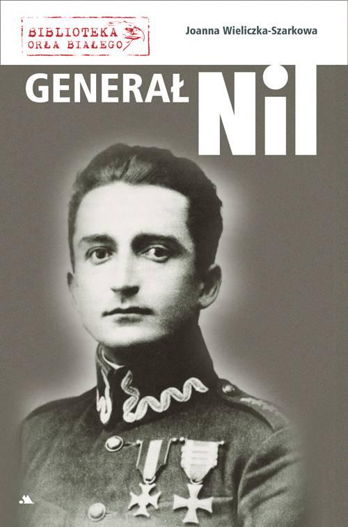 Generał Nil - okładka książki