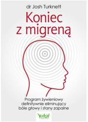 Koniec z migreną - okładka książki