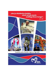 Przemówienia papieża Franciszka - okładka książki