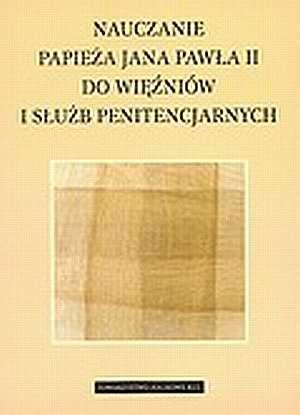 Nauczanie papieża Jana Pawła II - okładka książki