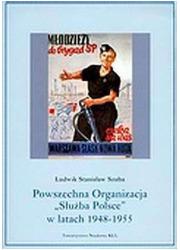 Powszechna Organizacja Służba Polsce - okładka książki