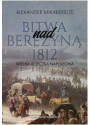 Bitwa nad Berezyną 1812. Wielka - okładka książki