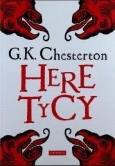 Heretycy - okładka książki