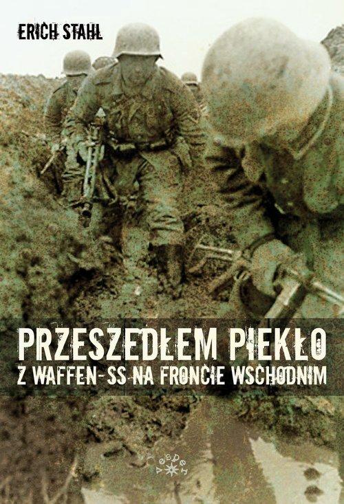 Przeszedłem piekło z Waffen-SS - okładka książki