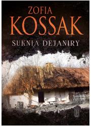 Suknia Dejaniry - okładka książki